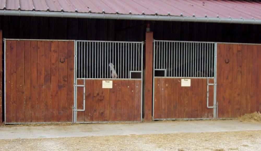 pension de chevaux